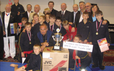 Самбо 330 и финальные соревнования «Юный самбист — 2006 … 2012»