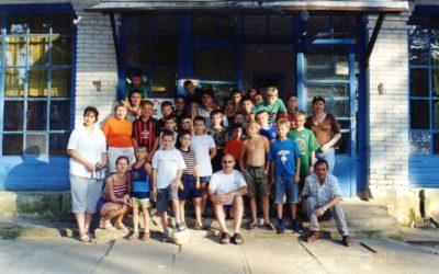 Фото клуба 2003-2008 годов