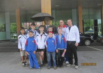 16) IX Международный турнир по дзюдо ЕВРОПА в Одессе