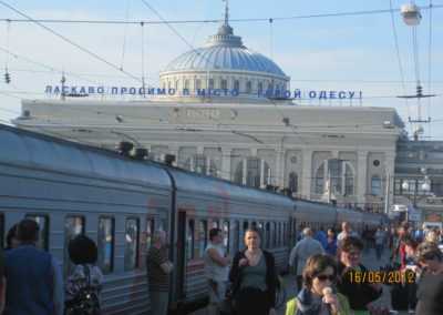 38) Одесса-город-герой