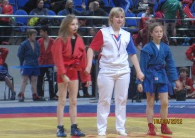 5) Победитель турнира А.Смирнова