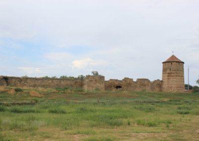 52)Экскурсия в крепость Белгорода-Днестровского